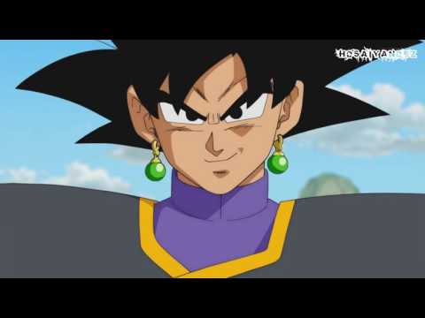 Zamasu Cambia De Cuerpo Con Goku/Black Goku Mata a Milk Y Goten (Sub Español HD 1080p)
