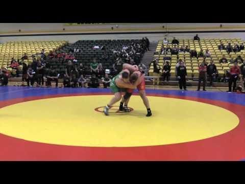 2016 Golden Bear Open: 120 kg John Jacobs vs. Jacob Phillips