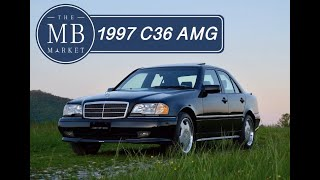 The MB Market- Ben Everest's C36 AMG
