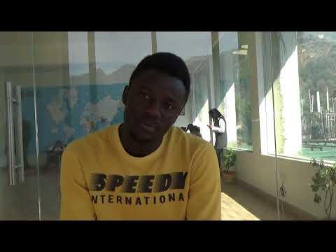 Students Speaks - Bushiri Marue, Congo