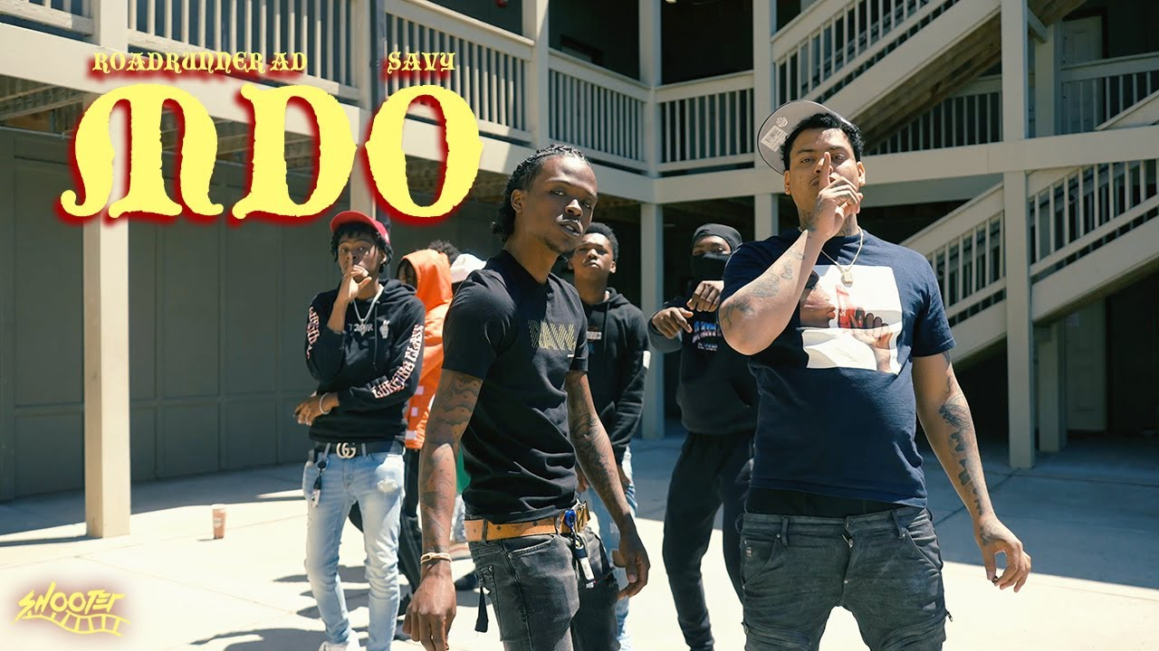 """Roadrunner AD """"MDO"""" feat. Roadrunner Savy 