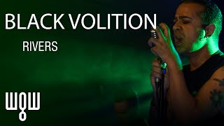 Whitby Goth Weekend - Black Volition - 'Rivers' Live
