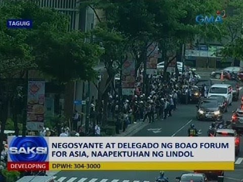 Saksi: Pagyanig, nadama hanggang sa Metro Manila
