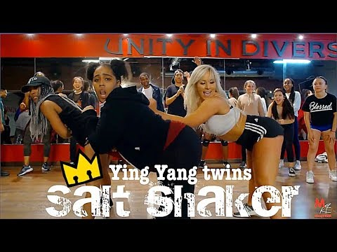 Salt Shaker - Ying Yangs Twins - Choreography by @Thebrooklynjai
