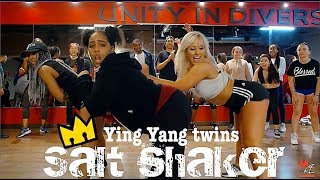 Salt Shaker - Ying Yangs Twins - Choreography by @Thebrooklynj…