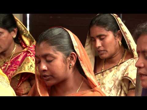 The Joyful Mysteries | Japamala(Rosary) STEEL PLANT SCHOOL | Divyavani TV