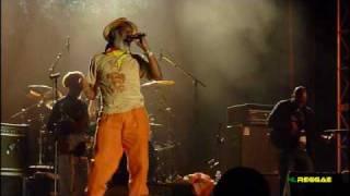 """BIG YOUTH """"Marcus Garvey Dread"""" Garance Reggae Festival 2010"""