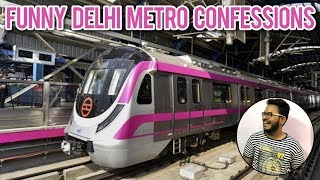 Funny Metro Confessions | Flirting,Farting,Fighting & more!