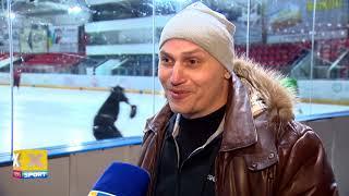 Хоккей. Молодежная сборная Украины готовится к чемпионату мира в Дивизионе IB