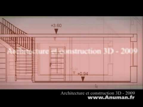 architecture et construction 3d 2009 teaser youtube. Black Bedroom Furniture Sets. Home Design Ideas