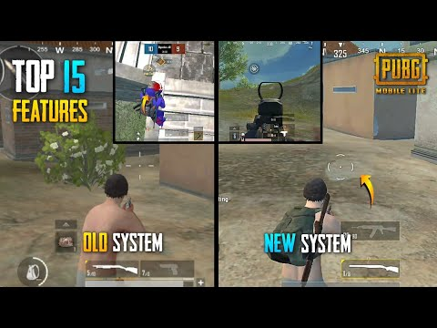 Top 15 New Features in PUBG Mobile Lite 0.18.0 Update | PUBG Mobile Lite New Update