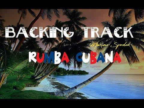BACKING TRACK, RUMBA CUBANA / CUBAN RUMBA IN F