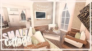 ∘◦ ☆ ◦∘ Small Cozy Cottage ∘◦ ☆ ◦∘ -Bloxburg-Nixilia-Speedbuild-