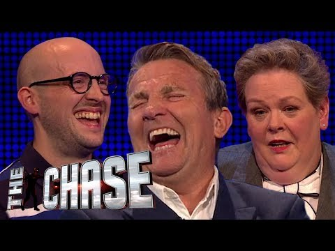 The Chase | Bradley Loses It at Erendira Wallenda Question