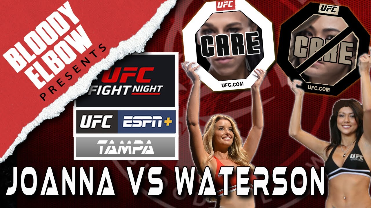 UFC Fight Night 161 Results: Joanna Jedrzejczyk Wins Main Event via Decision