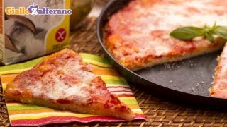 Gluten Free Pizza - Recipe