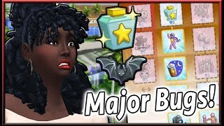 HEADS UP! Lifestyle Brand Bug PREVENTS Saving! (Sims 4 Get Famous)