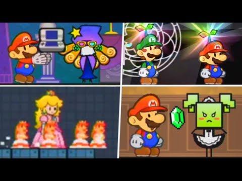 Super Paper Mario - All Secrets & Easter Eggs