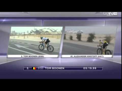 Tour of Qatar 2015 - Stage 3 - Full ITT of Peter Sagan