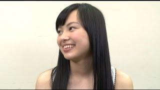 うしろシティの二人がX21のメンバーにインタビュー 今回は佐川 実優が登...