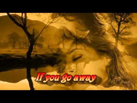 Tom Jones-If You Go Away (with lyrics)