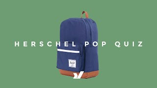 The Herschel Pop Quiz Backpack Thumbnail