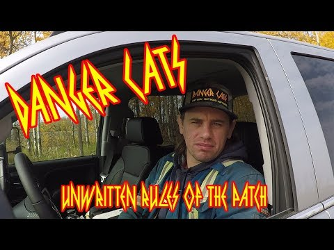Danger Cats - UnWritten rules of the Patch