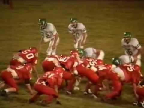 Randolph vs Elkhorn Valley Nebraska Football  October 18, 1996