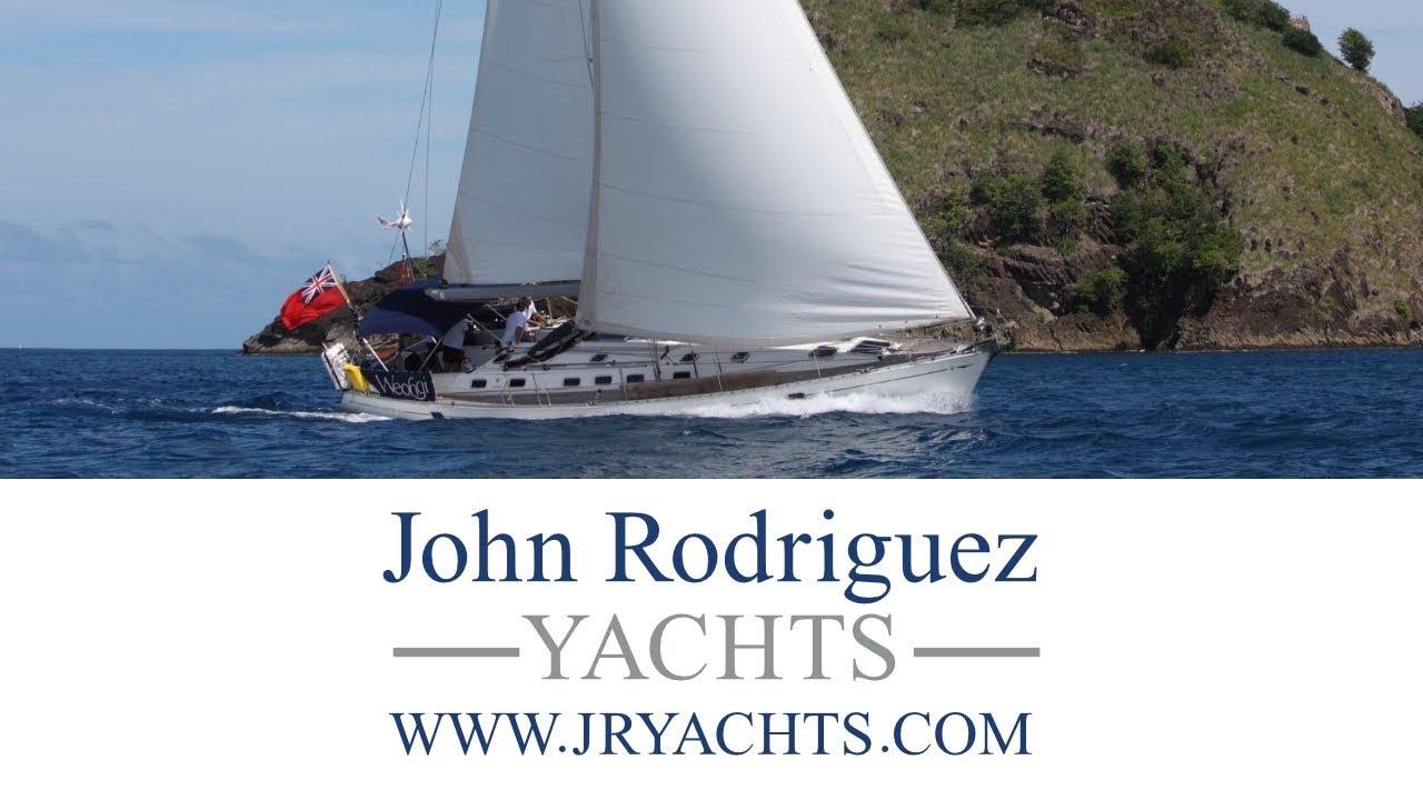 Jeanneau Sun Odyssey 45 2 Yacht For Sale
