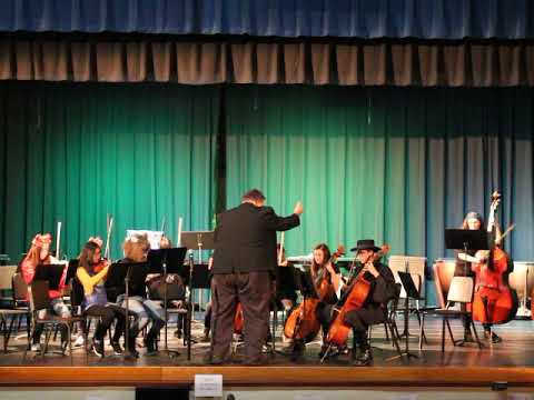 8th Grade Orchestra  Jolly Coppersmith