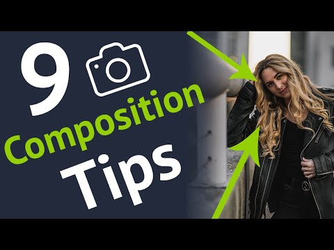 9 Composition Tips To LEVEL Up Your Photos | Photography Tutorial For Beginners thumbnail