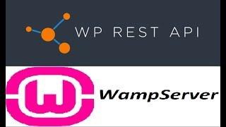 Install Wordpress To Access Wordpress Rest API V2 (wp-json) On Wamp Server Mp3