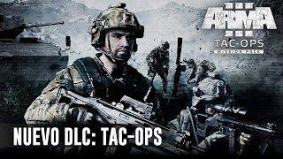 ARMA 3 - Tac-Ops | ¡Nuevo DLC! [Gameplay español]