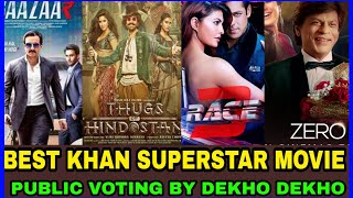 2018 Best khan Movie, Salman Khan, Shahrukh Khan, Aamir khan, Race 3, zero
