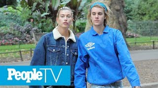 Justin Bieber & Hailey Baldwin House Hunt At Home Where Demi Lovato Overdosed   PeopleTV