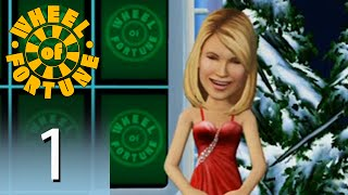Wheel of Fortune: Round 2 - Happy Holidays [Part 1]