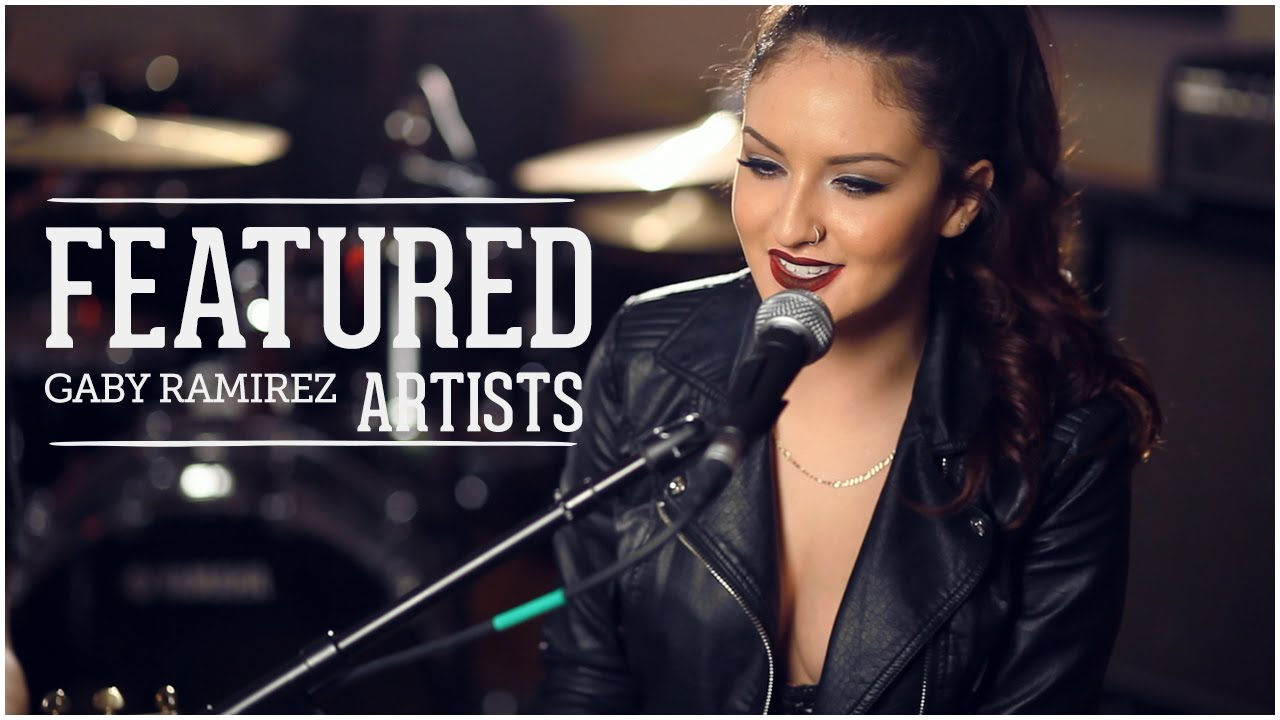 Taylor Swift - Blank Space (Acoustic Cover by Gaby Ramirez | Featured Artists) - YouTube