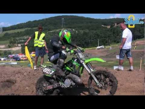 Campionatul national de Motocross - Etapa 5 Sibiu 2011 - Antrenamente Amatori + Veterani