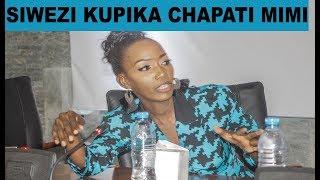 ZAMARADI Siwezi Kupika CHAPATI KABISA..Nawewe Unaweza ku.. /Wonder Woman
