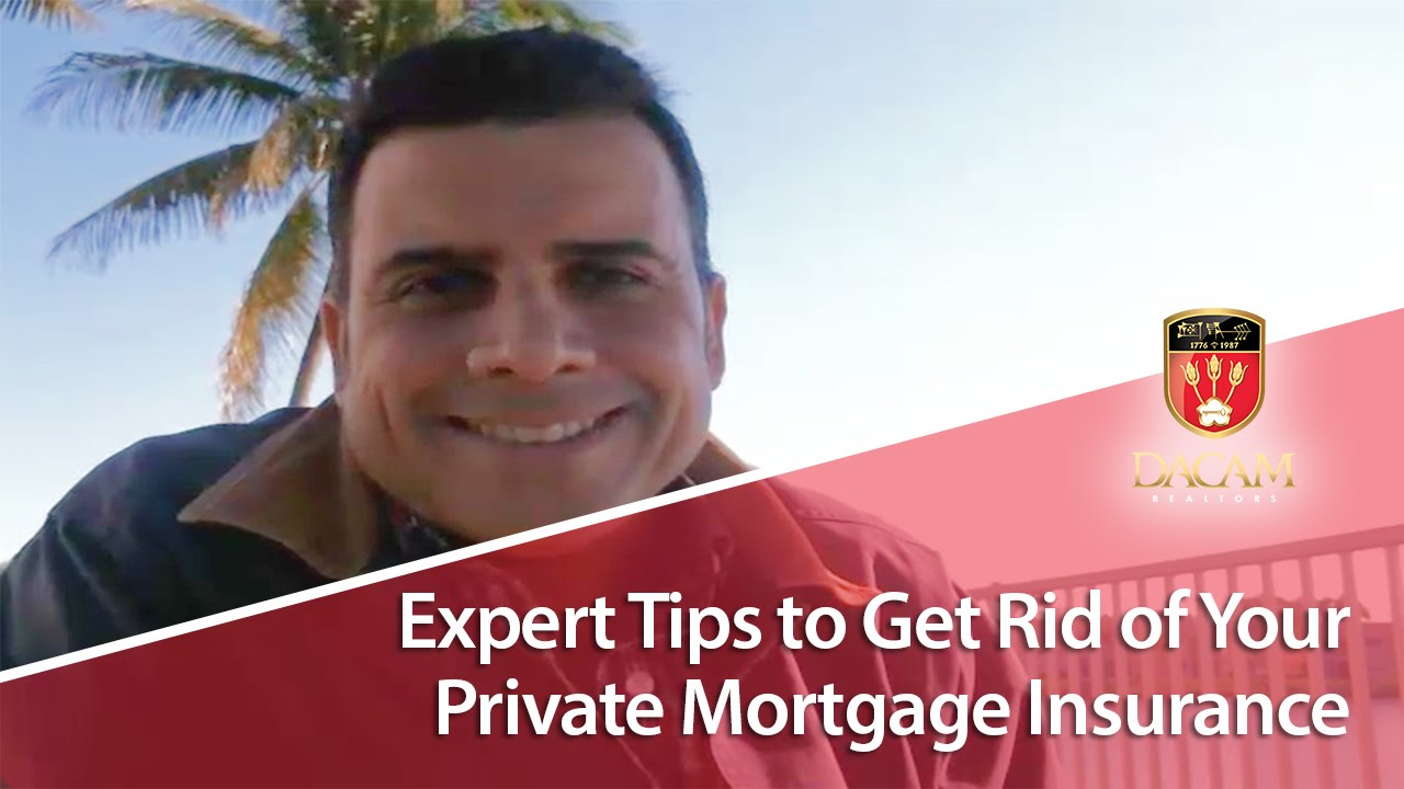 Miami Real Estate Agent: Stop paying private mortgage insurance - YouTube