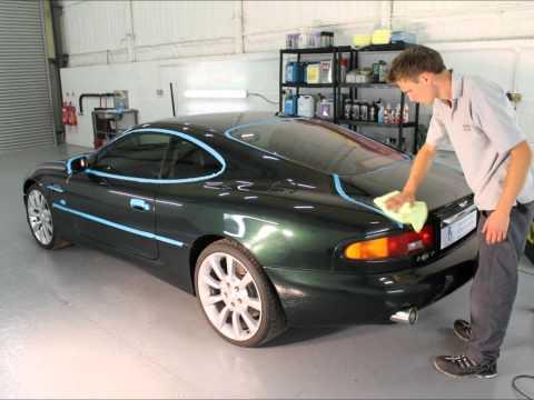 Refined Detail -v- Aston Martin DB7 Vantage.
