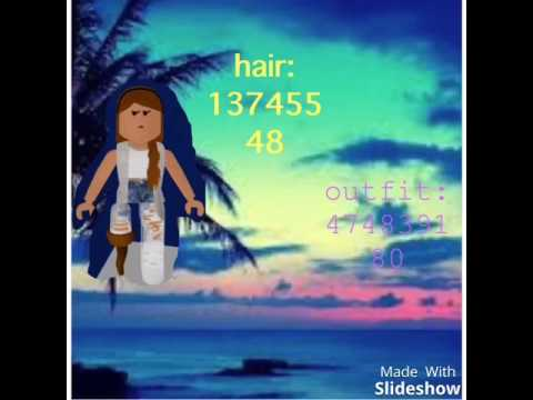 Roblox codes for RHS and for girls💅🏽👱🏽♀️👌🏽 - YouTube