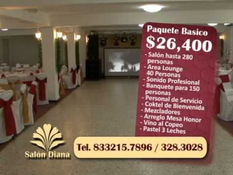 Salon diana y roma sies youtube for Salon roma jose c paz