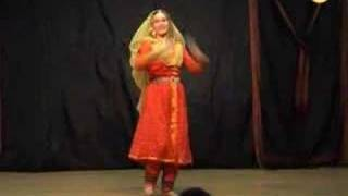 Nache Man Mora sung by Mohammad Rafi Kathak Based dance