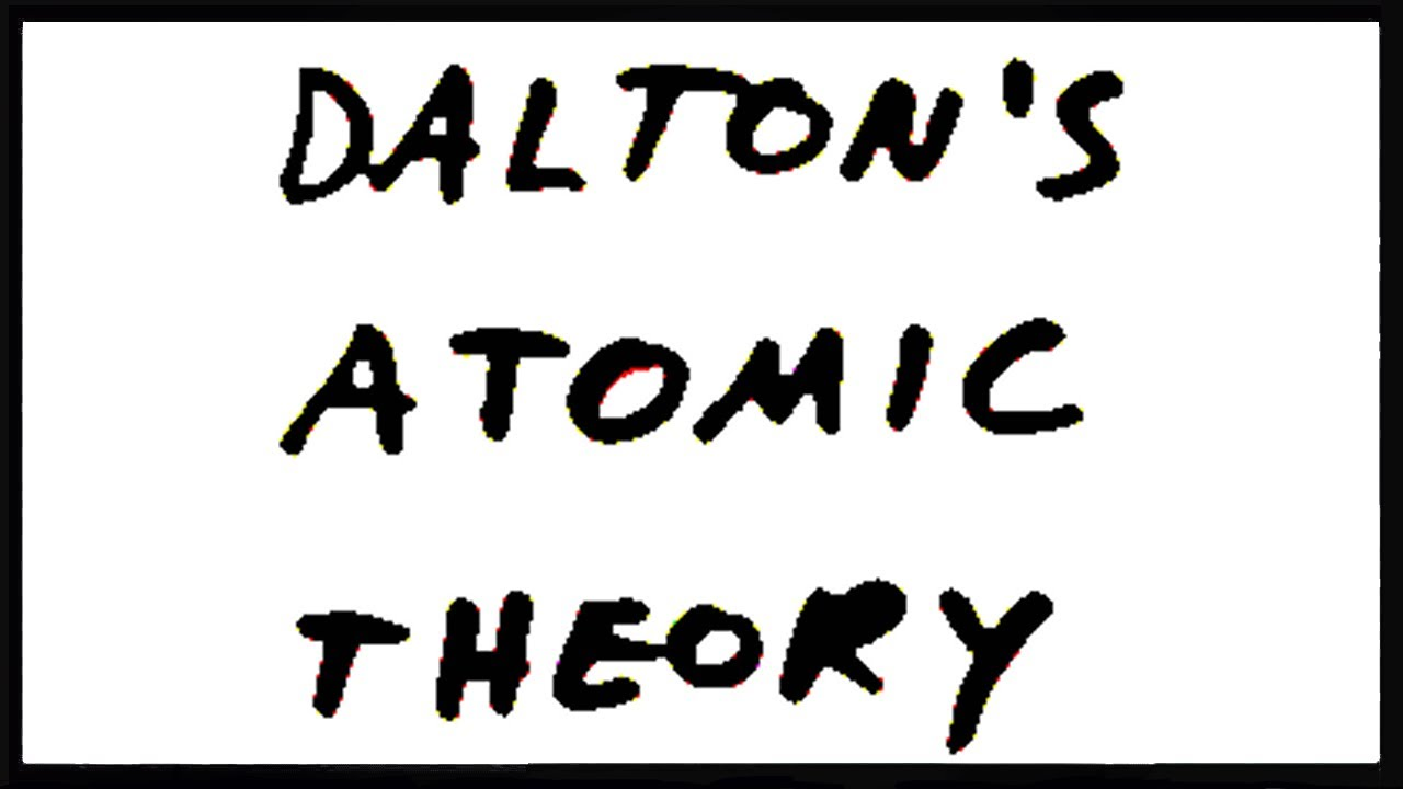 Chapter 4 elements and the periodic table lessons tes teach daltons atomic theory urtaz Choice Image