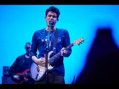 John Mayer At Ericsson Globe Arena, Stockholm, May 7, 2017