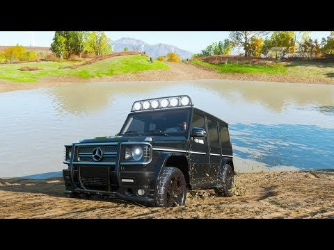 Forza Horizon 4| 800Hp 2013 MERCEDES-BENZ G 65 AMG [Off-Road] thumbnail