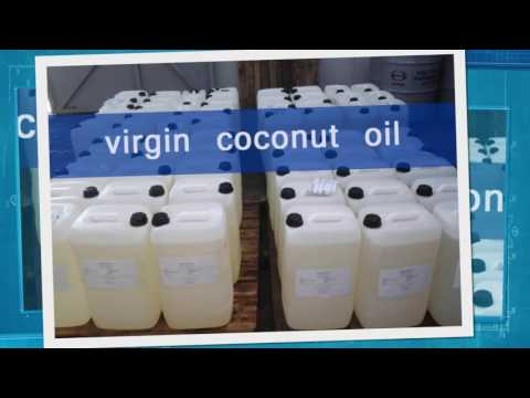 Virgin Coconut Oil Export to Japan