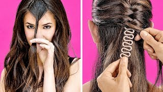 After You Try These Easy And Cool Hair Hacks Your Hair Will Never Be The Same Again! thumbnail