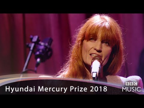 Florence + The Machine - Hunger (Hyundai Mercury Prize 2018)